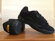 "GLOBE TB2B TAJ BURROW  SKATE SHOES BLACK/YELLOW US 9""MULLEN,KOSTON,CHET THOMAS"""