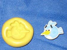 Matilda Angry Birds Silicone Push Mold 776 For Craft Chocolate Resin Clay