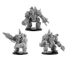 Ork War2 Orc Juggernaut Mecha-Armour Squad Kromlech