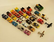 Vintage GALOOB Micro Machines LOT OF 28 MICROMACHINES Trucks CARS Planes