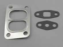Turbocharger Gasket Kit T3 Dual Entry XTR210004
