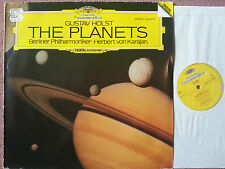 Dg 2532019 HOLST Planets  Von Karajan  Digital LP