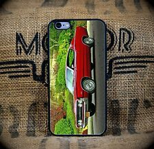 Custom 1968 Red Ford Torino iPhone 6 6S Custom Case