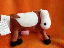 IKEA Landet cow soft toy Comforter Hug Soft Toy 6""