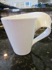 Villeroy & Boch New Wave White china Coffee Cup Mug Luxembourg