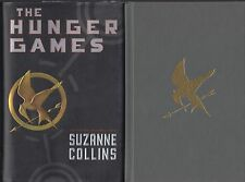 3 Vol VG HC DJ First Edition Printing Hunger Games Fire Mockingj Suzanne Collins