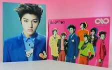 CD INFINITE Be Mine JAPAN First Limited TYPE-B Pop Ver. L Myungsoo Myung soo
