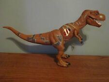 JURASSIC PARK YOUNG T-REX JP22 DINOSAUR DINO DAMAGE 1999 SITE B SUPER RARE