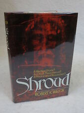 Robert K. Wilcox  SHROUD  Illustrated   Macmillan Publishing  2nd Printing 1977