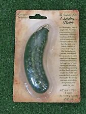 New Christmas German Pickle Tree Ornament