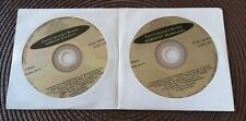 2 CDG DISCS KARAOKE SET BEST OF STANDARDS - BING CROSBY,SINATRA MUSIC CD CD+G
