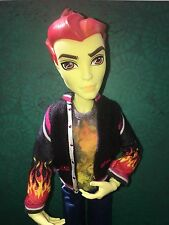 Monster High Heath Burns Doll with Accessories