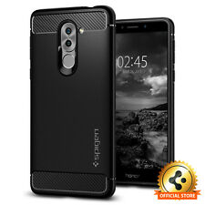 Spigen® Huawei Honor 6X [Rugged Armor] Shockproof Ultra Slim TPU Case Cover