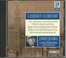 Mayorga, Lincoln  A Gershwin Celebration Sheffield 24 Karat Gold CD