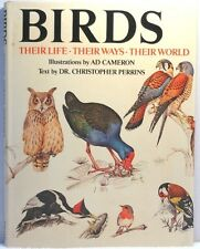 BIRDS THEIR LIFE WAYS WORLD Perrins Ad Cameron Ornithology Watching Avian Nature