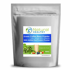 Green Coffee Bean Powder with diet protein unflavoured test for weight loss