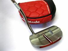 """TAYLOR MADE OS MONTE CARLO PUTTER 34""""  SUPERSTROKE MIDSLIM 2.0 GRIP  """"used"""""""