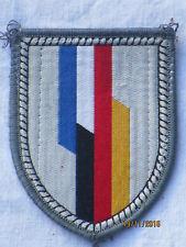 Bw-Verbandsabz. Deutsch Französische Brigade
