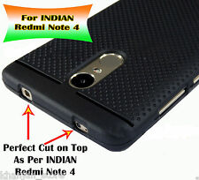 Back Cover Dotted Designed Soft Silicon Back Cover Case For Xiaomi Redmi Note 4