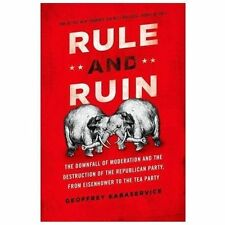 Rule and Ruin: The Downfall of Moderation and the Destruction of the Republican