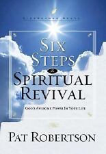 Six Steps to Spiritual Revival: God's Awesome Power in Your Life LifeChange Boo