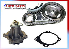 NEW TIMING CHAIN KIT + water pump L4 2.2L OHV CHEV CAVALIER 94-02 S10 PICKUP LLV