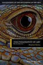 The Philosophy of Art by John Wiley & Sons Inc (Paperback, 2015)