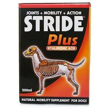 Stride Plus For Dogs 200ml. Premium Service. Fast Dispatch.