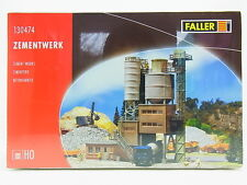 "Lot 12586 | Faller ho 130474 ""fábrica de cemento"" fábrica cement Works kit nuevo embalaje original"