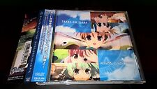 Tears to Tiara Original Video Gamer Music Soundtrack AQUAPLUS Limited CD