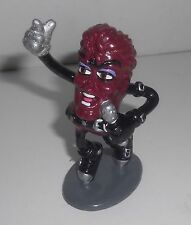 RARE 1989 Applause Calrab California Raisins Michael Jackson w/Glove PVC Figure