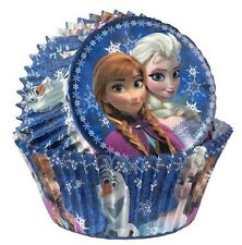 Disney Frozen Cup Cake/Muffin Cases