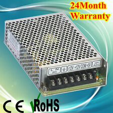 30W 5V 12V -12V Triple output Regulated Switching Power Supply T-30B, unique