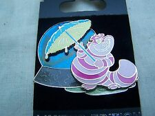DISNEY PIN COSMIC WAVE CATS  CHESHIRE CAT PARASOL  IMAGINEER LE 300