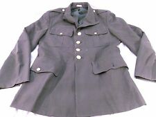 DPCS Maryland Clothing MFG. Mens 39 Short Army Green Coat Pre-owned 110096