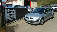 2005 Renault Megane 1.4 16v Authentique 5 Door