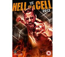 Official WWE Hell in a Cell 2012 DVD