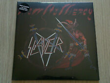 SLAYER - SHOW NO MERCY - LP 33 GIRI LTD. ED. COLOURED VINYL SIGILLATO (SEALED)