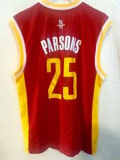 Adidas NBA Jersey Houston Rockets Chandler Parsons Red Alt 3rd sz S
