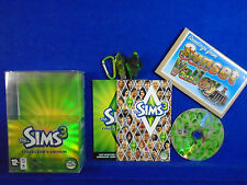 PC SIMS 3 The Collector's Edition + 2GB USB Stick REGION FREE W/ Key