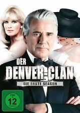 4 DVDs *  DER DENVER-CLAN - KOMPLETT SEASON / STAFFEL 1 - MB  # NEU OVP =