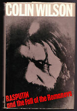 Colin Wilson - Rasputin and the Fall of the Romanovs, 1st Ed 1964 in Original DW