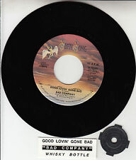 "BAD COMPANY  Good Lovin' Gone Bad 7"" 45 record + juke box title strip NEW RARE!"