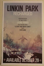 Music Poster Promo Linkin Park ~ Recharged
