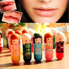 Hot 1 Natural Baby Smooth Moisturizing Lip Balm 6 Flavor Anticracking Lips Cream