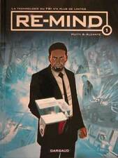 RE-MIND  ** TOME 1  **  EO NEUF MUTTI/ALCANTE