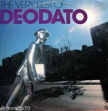 DEODATO The Very Best Of LP