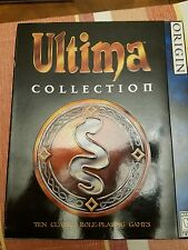 ULTIMA COLLECTION (PC, 1997) 10 GAMES/ ORIGIN/EA MINT IN A BIG BOX COMPLETE