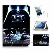 iPad Mini Gen 4 Flip Phone Case Cover PB10077 Starwars Darth Vader