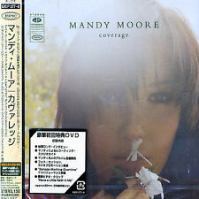 New In Shrinkwrap Mandy Moore Coverage CD Music